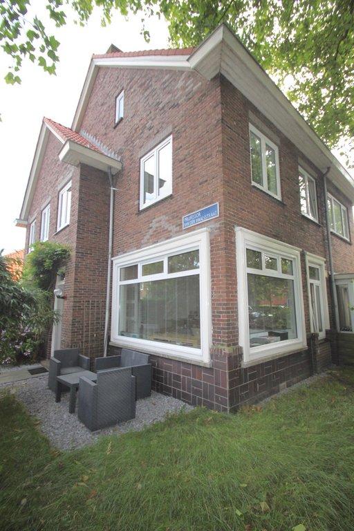 Te huur : Woonhuis Professor Van der Waalsstraat 71 in Haarlem