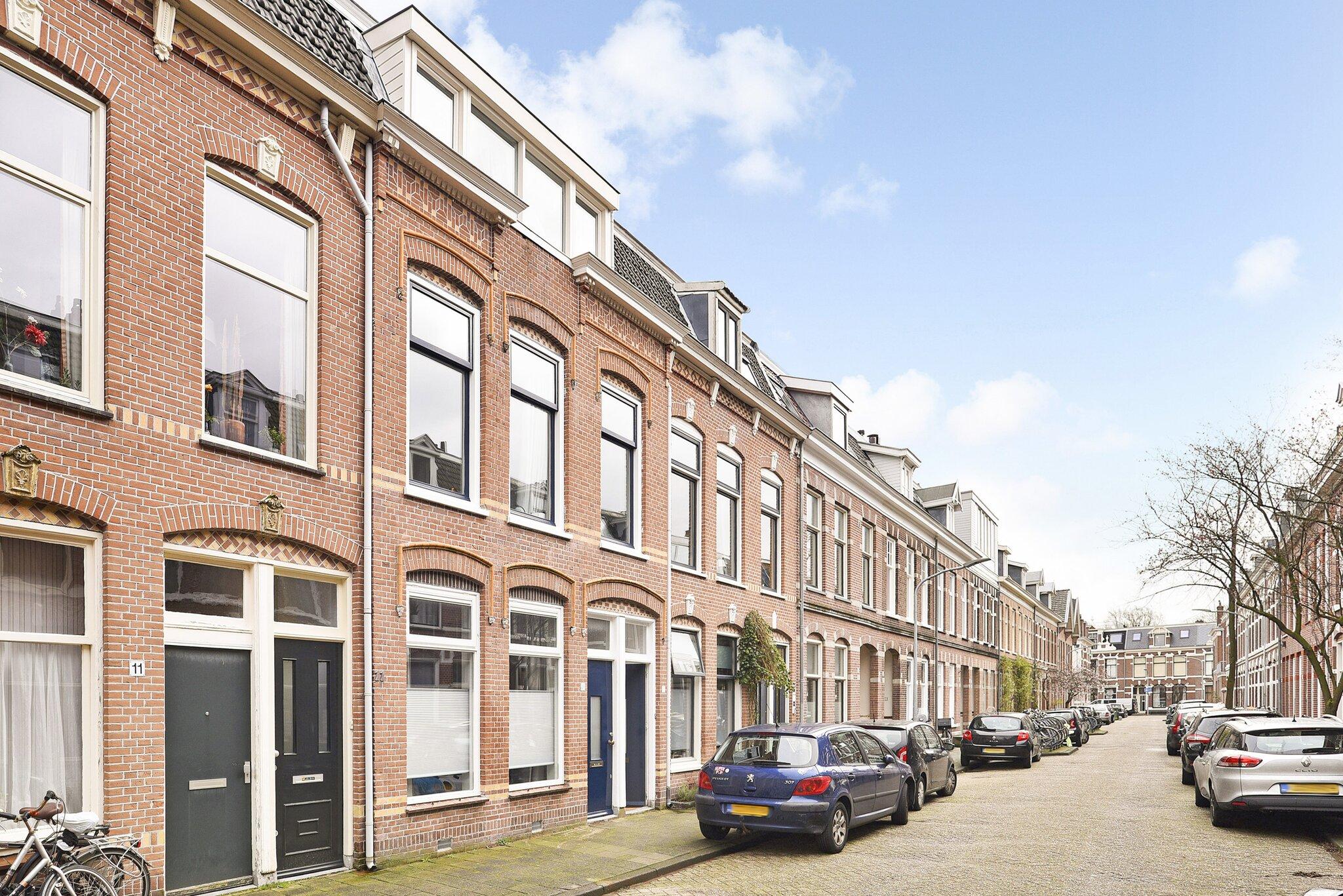 Te huur : Woonhuis Schermerstraat 13 in Haarlem