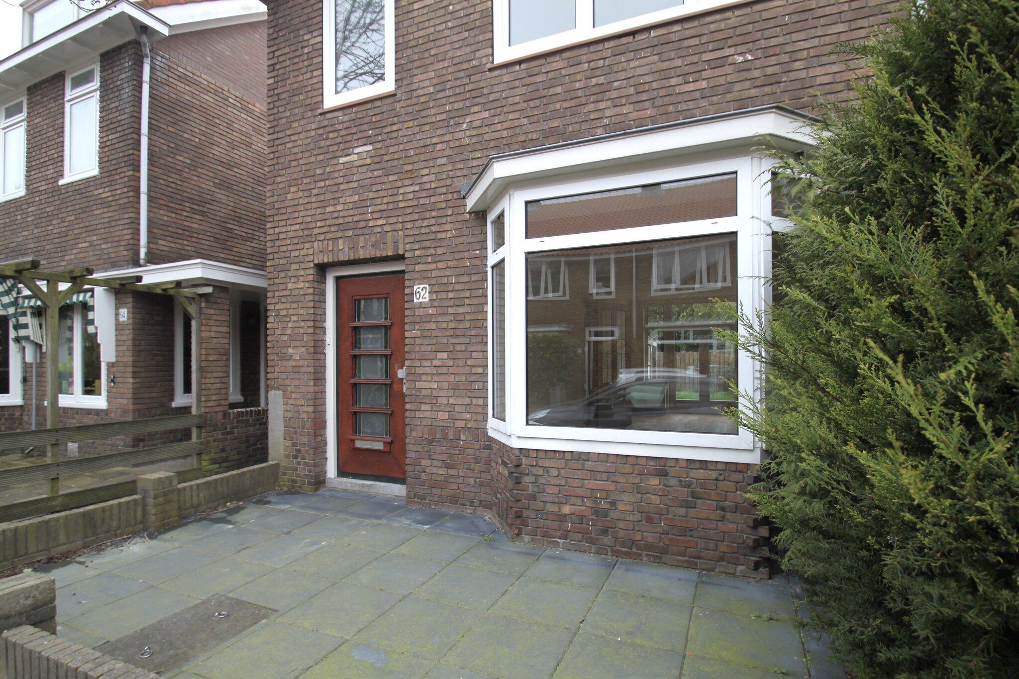 Te huur : Woonhuis Professor Van der Waalsstraat 62 in Haarlem