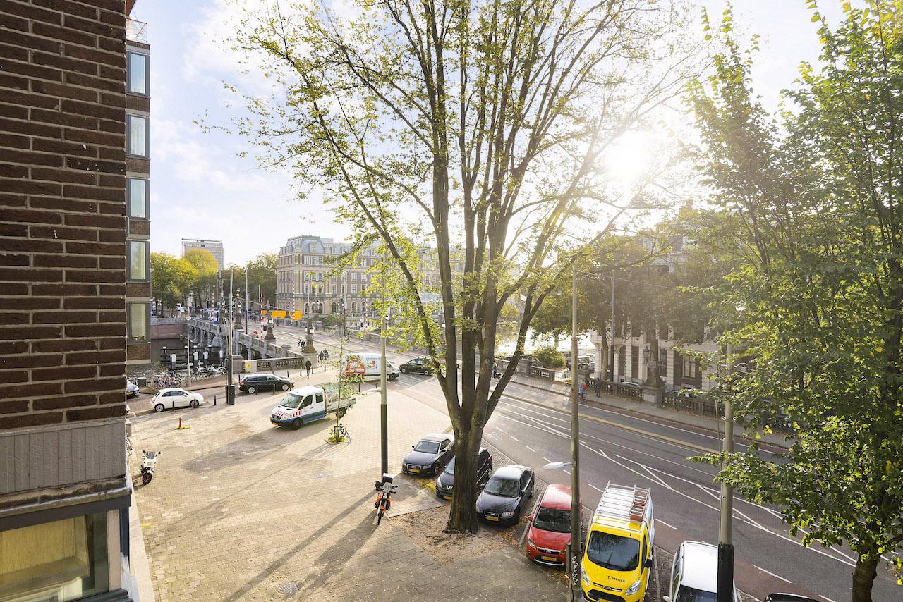 Te huur : Appartement Sarphatistraat 13 in Amsterdam