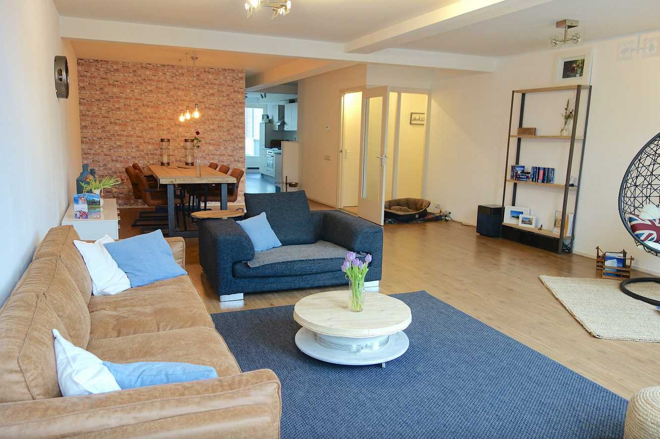 Te huur : Appartement Gedempte Oude Gracht 54 in Haarlem